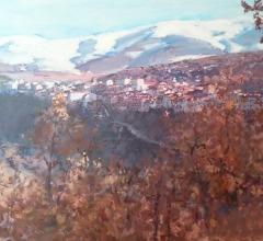 Paisaje-de-Béjar-con-nieve-73x60cm
