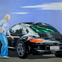 Porsche-Negro-89x116cm