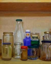 Bodegon-con-frascos-oleo-sobre-tela-61x38cm