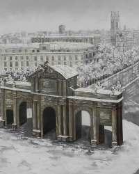 Puerta-de-Alcalá-nevada-80-x-60cm