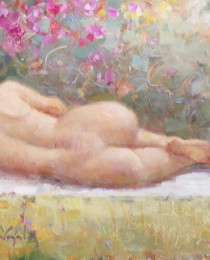 Desnudo-30x50cm