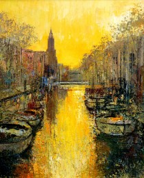 11-atardecer_amsterdam-60×60