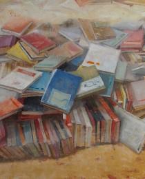 serie-de-libros-iv-116x73cm