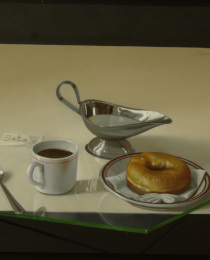 le-petit-dejeuner-I-30×40