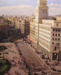 Plaza-de-Cataluña-100x73cm