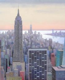 4. Panorámica de New York 65×81 cm