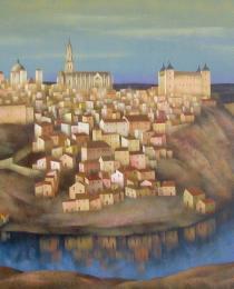 5. Toledo 65×81 cm
