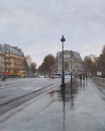 1–Puente-de-Saint-Michel,-óleo-sobre-tela,-100-x-150-cm