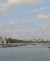 2–Puente-de-Alexandre-III,-óleo-sobre-tela,-92-x-146-cm